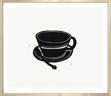 Hugo Guinness Linocuts Cup