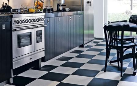 Aktivitas Menggoreng Atau Menumis Memang Sering Menimbulkan Cipratan Minyak Sayur Mentega Di Lantai Dapur Walhasil Jadi Berminyak Dan