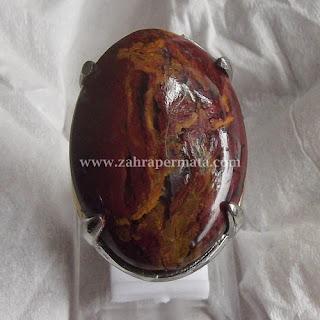 Cincin Batu Permata Panca Warna Garut - ZP 421