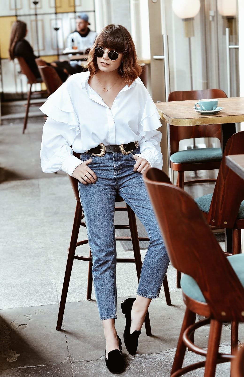 mom jeans | zorza warszawa