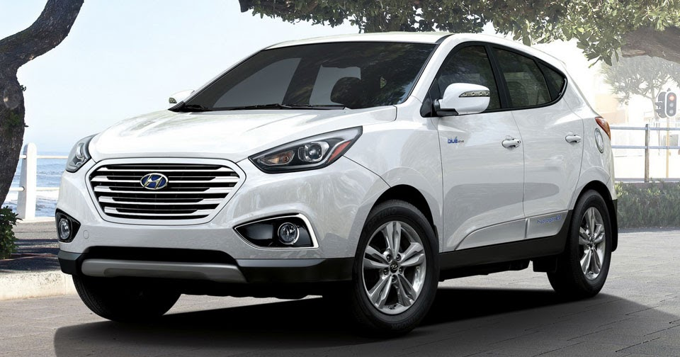 updated hyundai tucson fuel cell to benefit from range boost. Black Bedroom Furniture Sets. Home Design Ideas