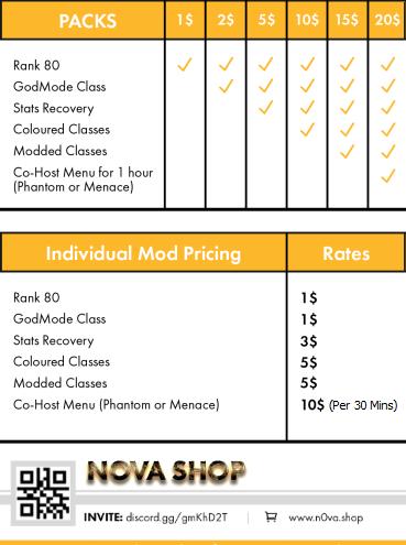 free mw3 mods