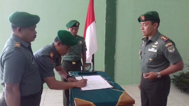Kapten Inf Suyono Jabat Danramil 03/Sukmajaya