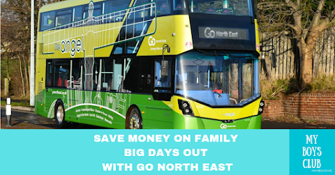 Save Money on Family Days Out with Go North East (AD)