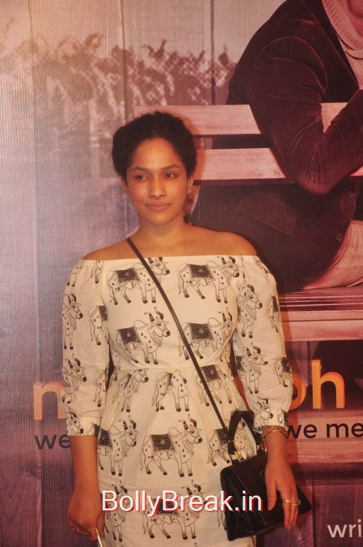 Masaba Gupta, Elli Avram, Esha Gupta Hot Pics At Opening for Anupam Kher Neena Gupta Play