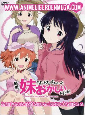 Saikin Imouto no Yousu ga Chotto Okashiinda ga: Todos los Capítulos (12/12) + OVA (01/01) [Mega - Google Drive - MediaFire] BD - HDL