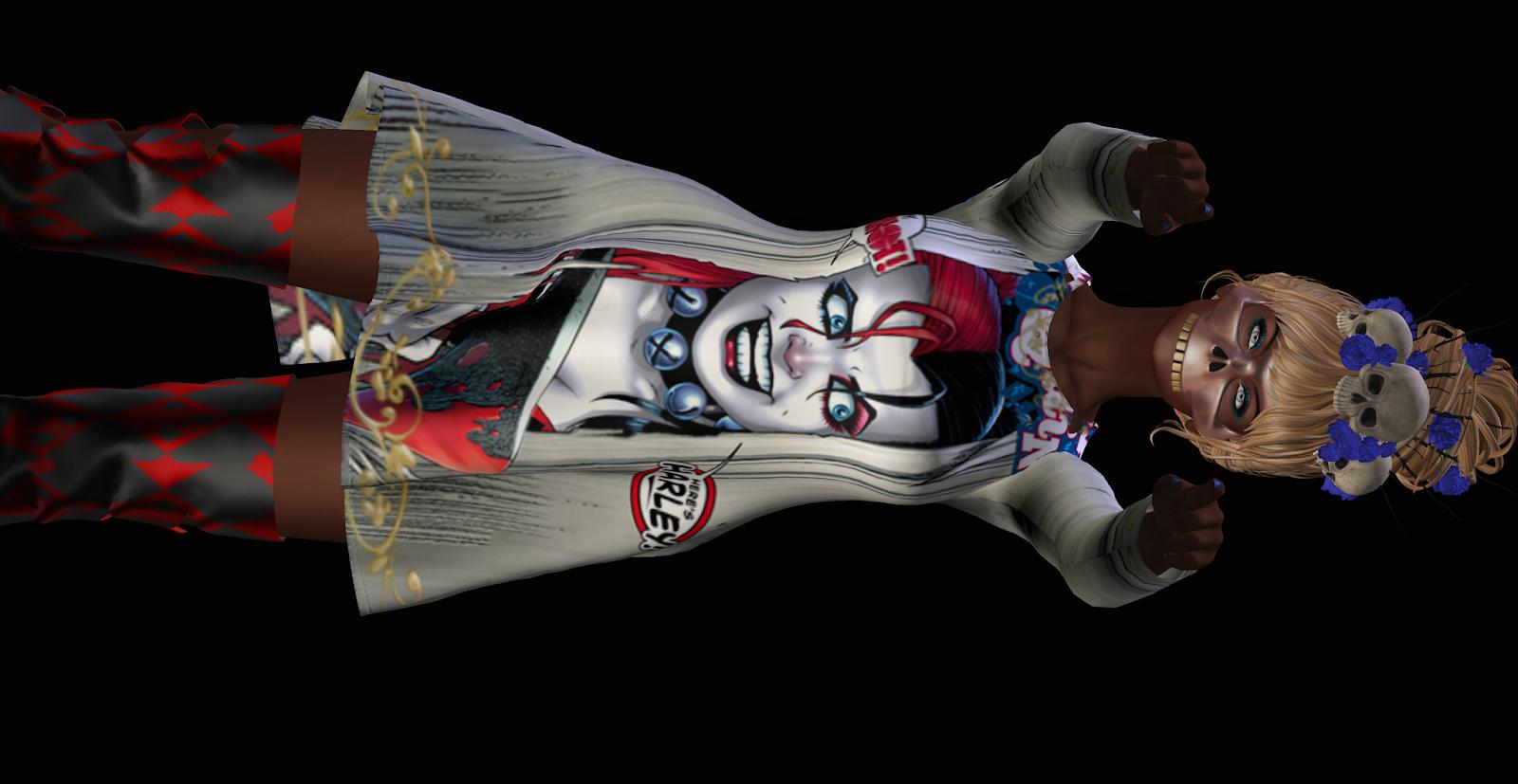 TS #446 Halloween Harley