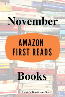 The Amazon First Reads program gives Amazon First Reads members the opportunity to download an ebook each month before the official publication date, for only $1.99 - Prime members receive it for FREE!