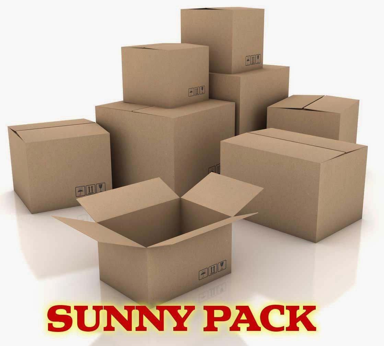 Χαρτοκιβώτια - Cardboard boxes