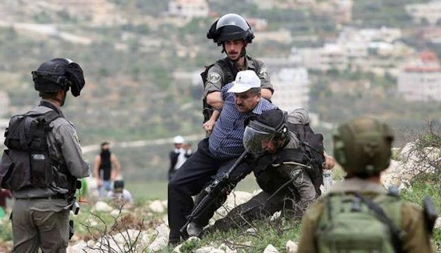 Di Semester Awal 2018, Israel Tahan 3000 Warga Palestina