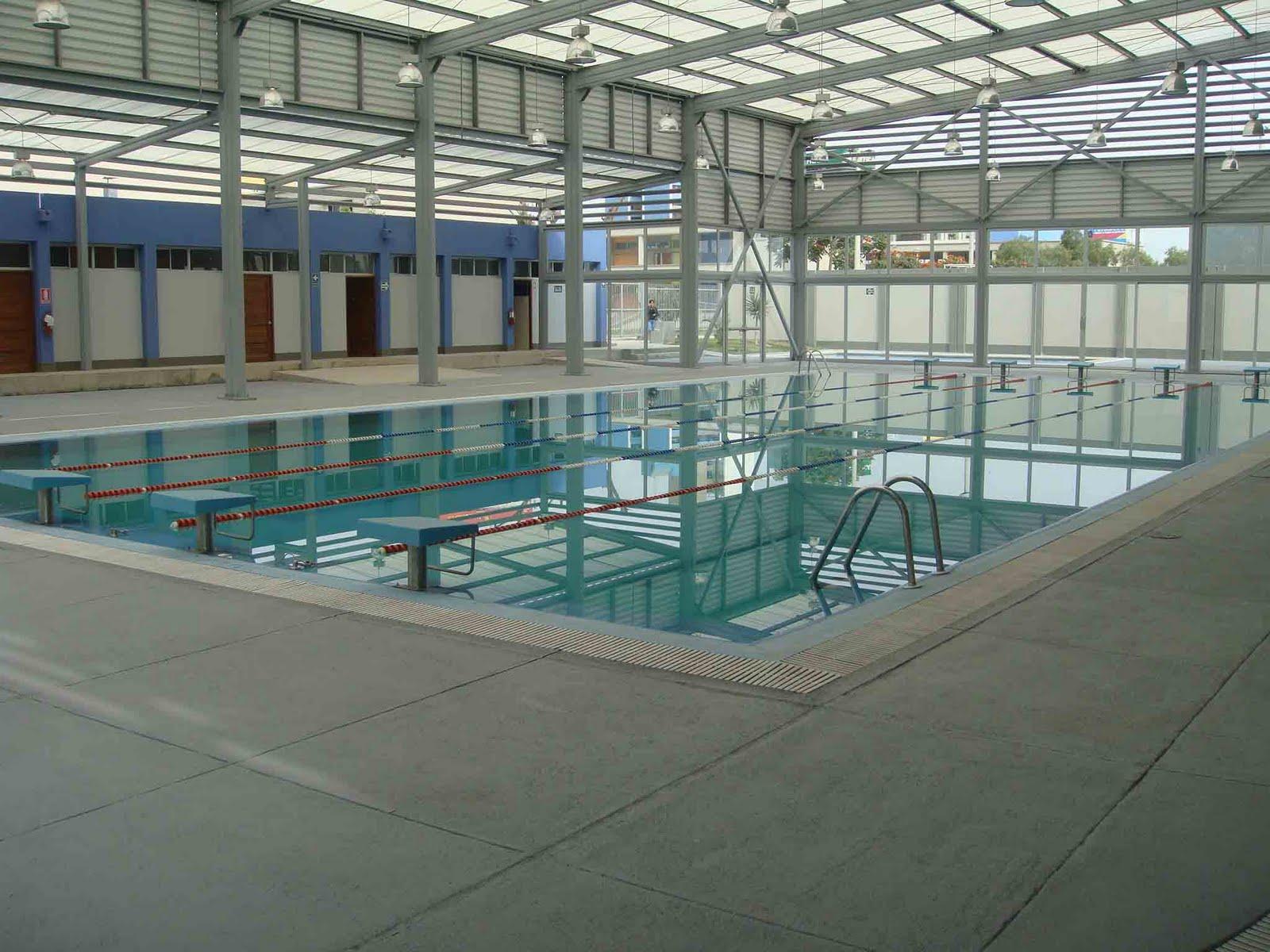 Increte Per  Systems Colegio Alfonso Ugarte Spray Deck