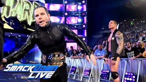 Próxima feud de Jeff Hardy é revelada
