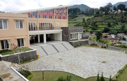 Casa Monte Rosa (hotel dekat taman wisata matahari puncak)