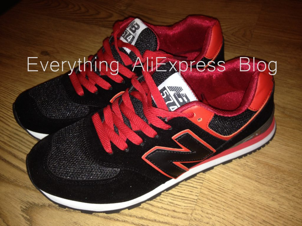 1e15043fc7371 REVIEW – NB INSPIRED SNEAKERS FROM ALIEXPRESS   5% DISCOUNT FOR OUR ...