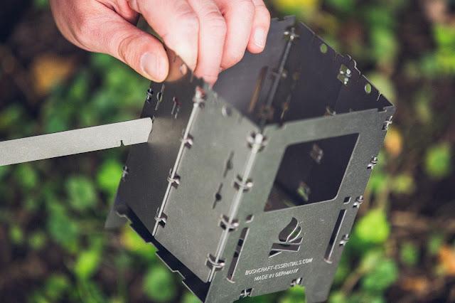 Gear of the Week #GOTW KW 40  Bushcraft Essentials  Bushbox LF Titan 10