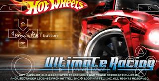 Hot Wheels Ultimate Racing