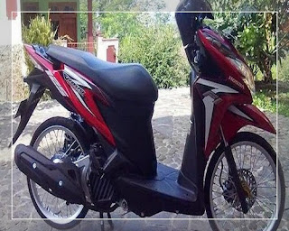 modifikasi vario 125 ala pcx modifikasi vario 125 airbrush