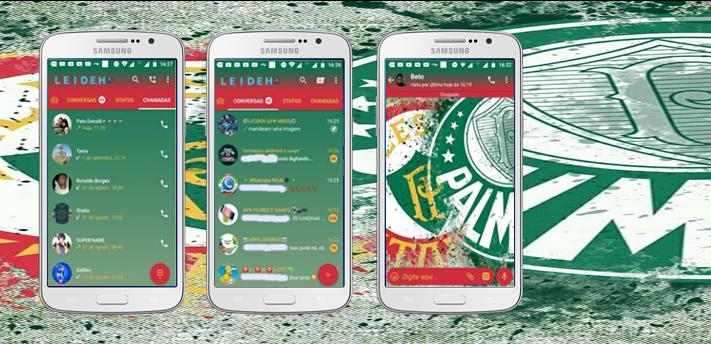 Baixar Temas GBWhatsapp - Palmeiras