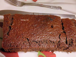 Choco Coffee Brownie