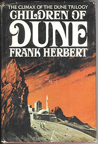 book cover, back when it was only a trilogy