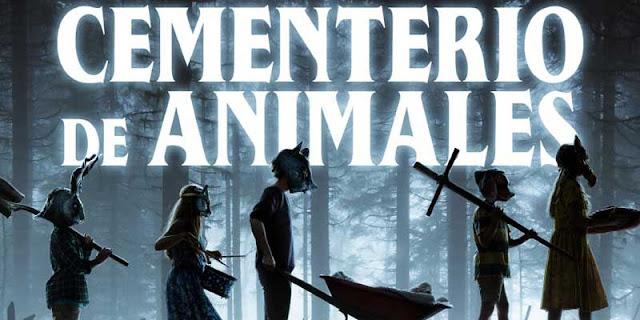 Cementerio de animales, trailer, cine, stephen King