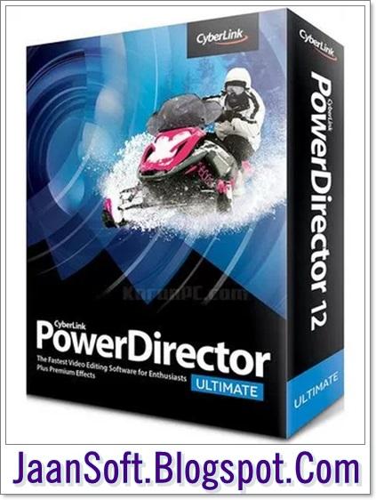 CyberLink PowerDirector 2018 Latest Version Download