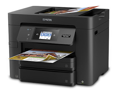 Epson WorkForce Pro WF-4735DTWF Driver Download