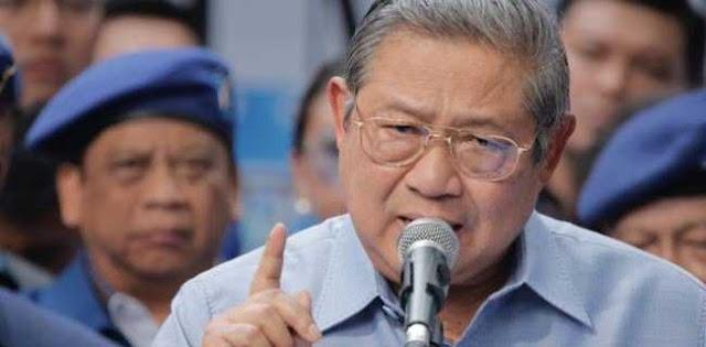 Anak Krakatau Masih Erupsi, SBY Minta Warga Tetap Waspada