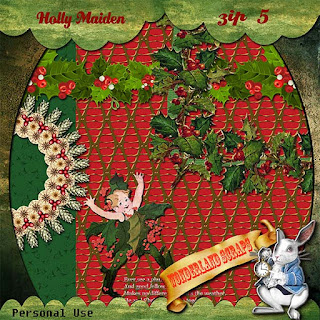 5th zip of Holly Maiden freebie