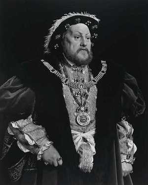 Henry VIII photo by Hiroshi Sugimoto - 1999 | blanco y negro imagenes bonitas chidas bellas, cool stuff, art pictures