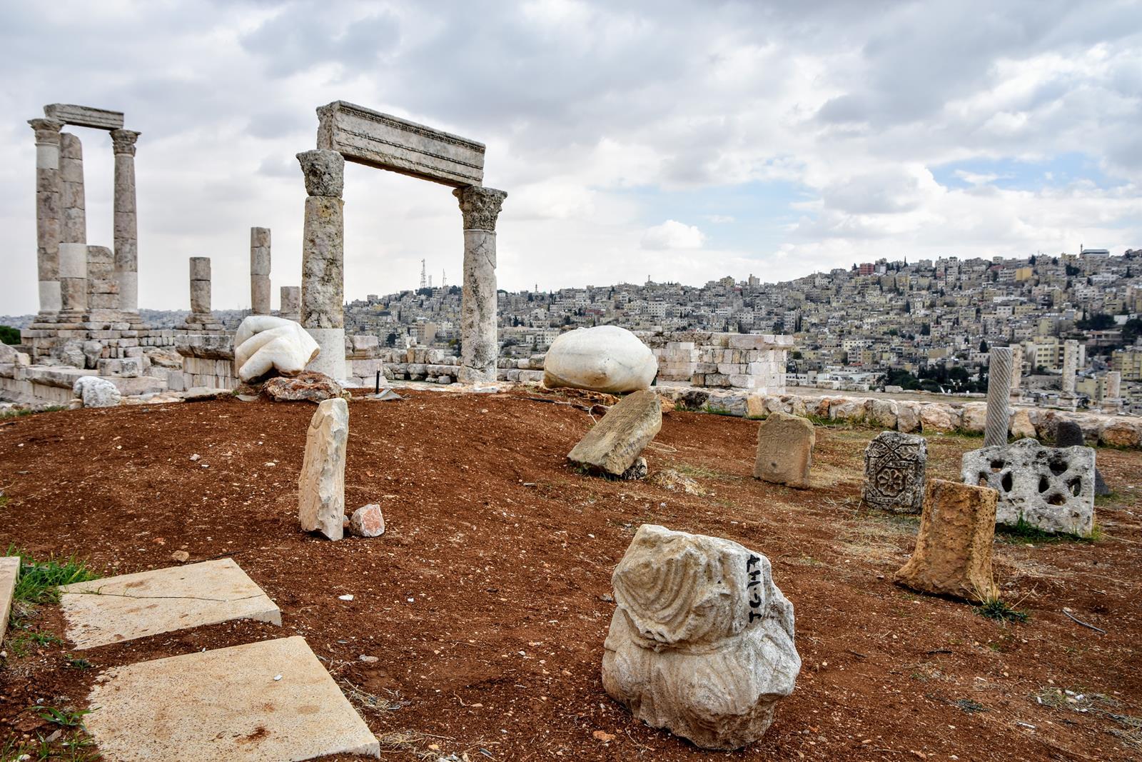 Amman (عمان, Rabbat Ammon) | Jordan (لأردن Al-Urdunn, Jordania)