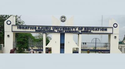 Ignatius Ajuru Postgraduate programme
