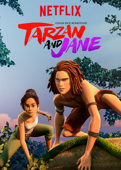 Tarzan and Jane (2017) S02 Complete Dual Audio Hindi 720p WEB-DL HEVC x265