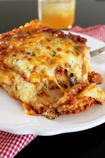 Resepi Lasagna Sedap