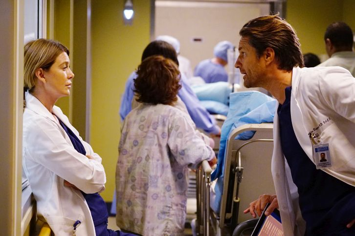 Grey\'s Anatomy - Episode 13.03 - I Ain\'t No Miracle Worker - Promo ...
