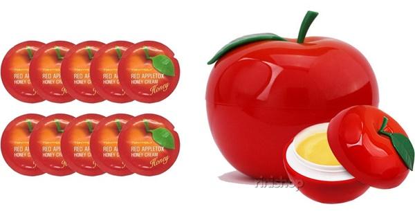 Creme hidratante com mel Red Appletox Tonymoly