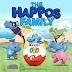Kinder Ovo lança coleção com dinossauros The Happos Family
