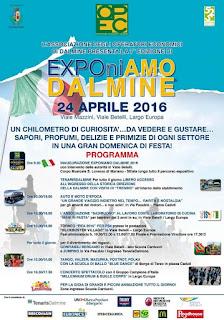 EXPOniAMO DALMINE 2016