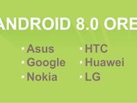 Daftar Smartphone Yang Mendapati Update Android Oreo (8.0)