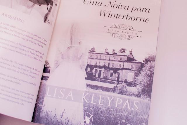 [Resenha] Uma Noiva Para Winterborne ||  Lisa Kleypas