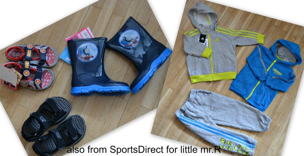 SportsDirect.com haul