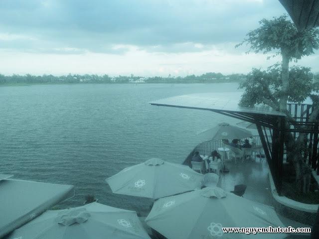 Quán cà phê đẹp bên hồ - Tân An coffee – Krông Pắc – Đăk Lăk