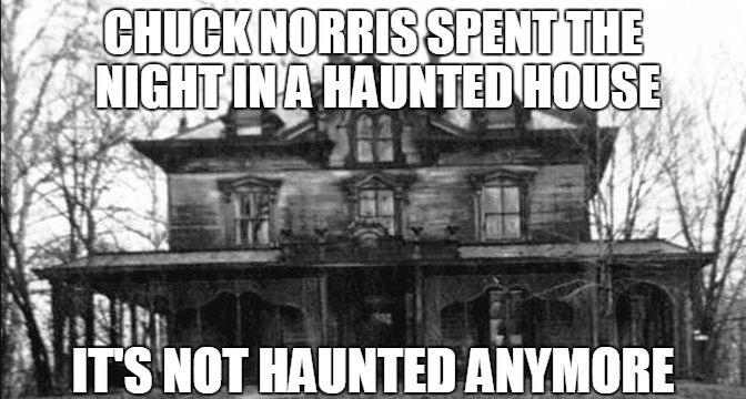 Chuck Norris Memes 21