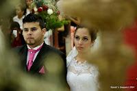 Fotografo de casaemnto de Fernanda e Renato na Paróquia Bom Pastor em Suzano-SP e Salão Flamingo em Poá-SP