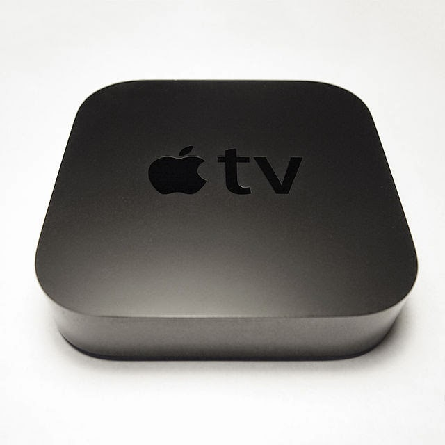 Apple TV Device