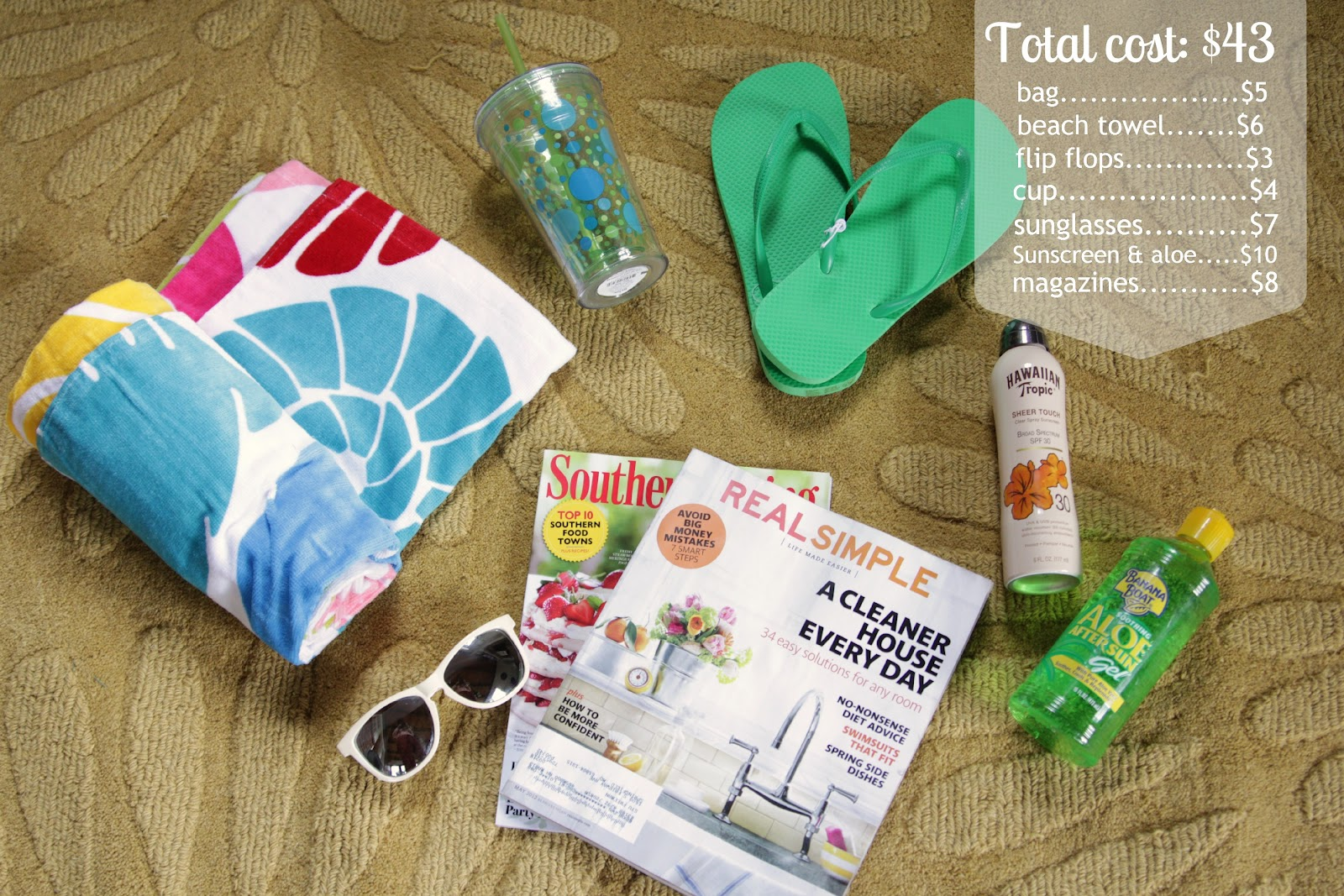 Fun In The Sun Summer Relaxation Kit With Free Printable Teacher Reciation Skip To My Lou