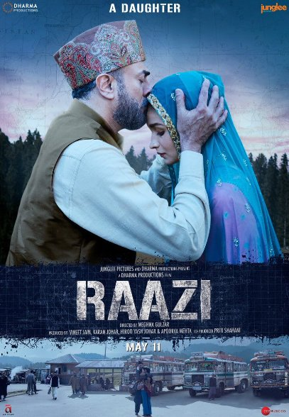 Bollywood movie Raazi Box Office Collection wiki, Koimoi, Wikipedia, Raazi Film cost, profits & Box office verdict Hit or Flop, latest update Budget, income, Profit, loss on MT WIKI, Bollywood Hungama, box office india