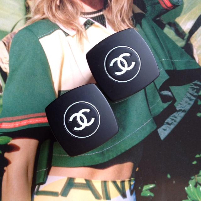 Chanel Le Vernis Velvet '636 Ultime' & '638 Profondeur'