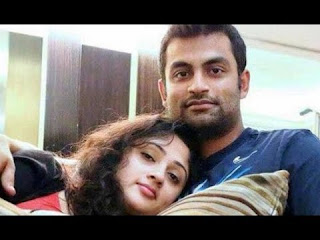 Tamim Iqbal With His Wife