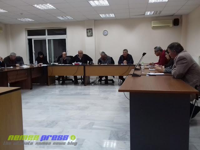 Παραιτήθηκαν οι Σύμβουλοι της Μειοψηφίας από την Οικονομική Επιτροπή του Δήμου Νεμέας